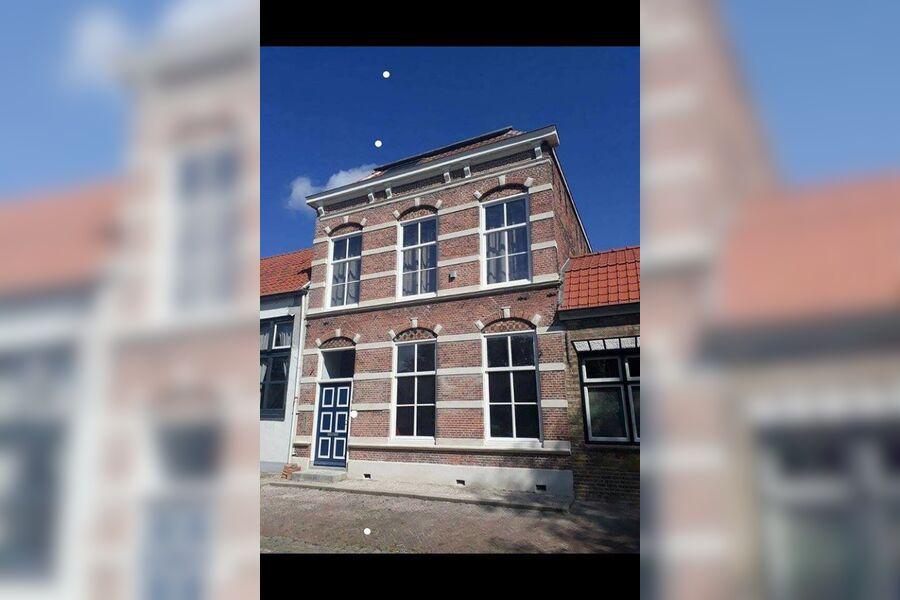 Alte Gemeindehaus von Waterlandkerkje