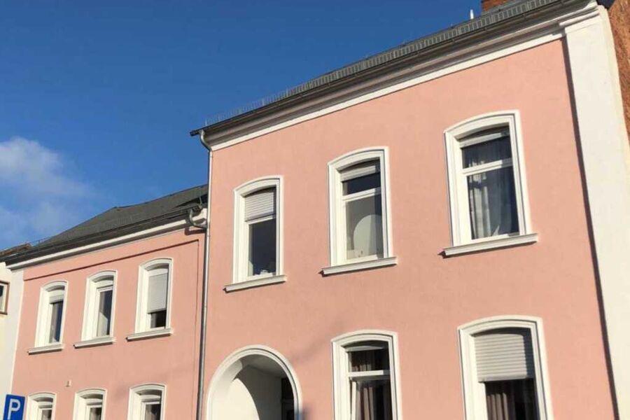 Villa Rosa Bad Camberg Gebaeude 2