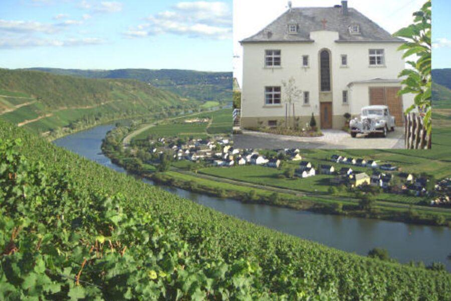 Altes Pfarrhaus in Köwerich/ Mosel