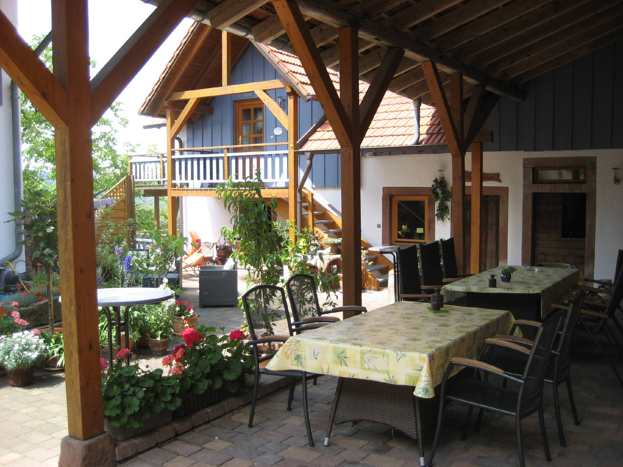 Ferienhof Rothenberg - Ferienwohnung 4