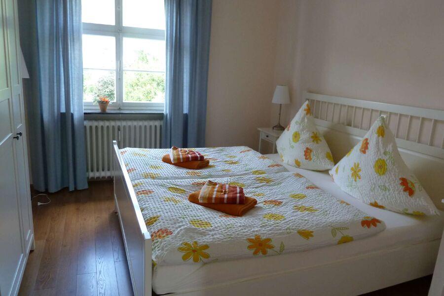 Schlafzimmer (2), FeWo Pastorstube