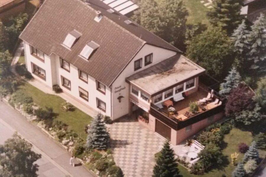 Ferienwohnung Bergfried 2 - Wohnzimmer