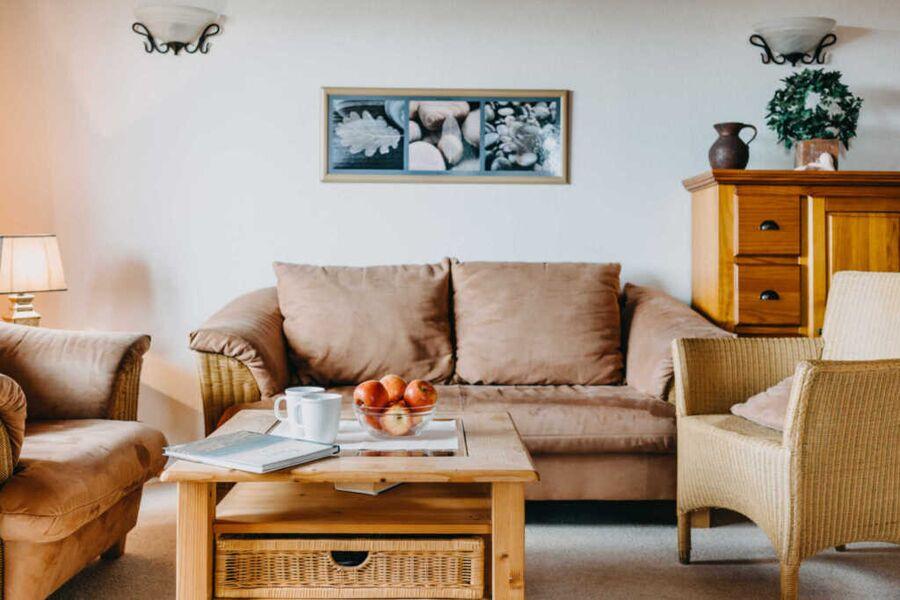 Ferienwohnung Bärenbach - Wohnzimmer