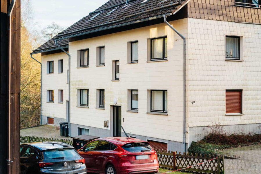 Ferienwohnung Tanne Braunlage- Aussenansicht