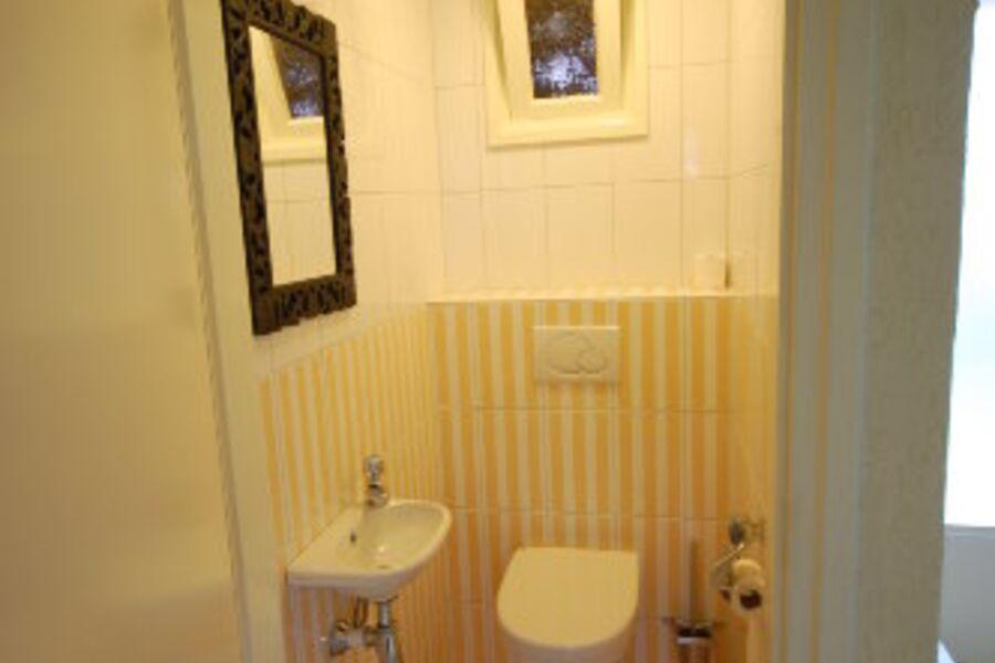 Toilette (ende 2008).