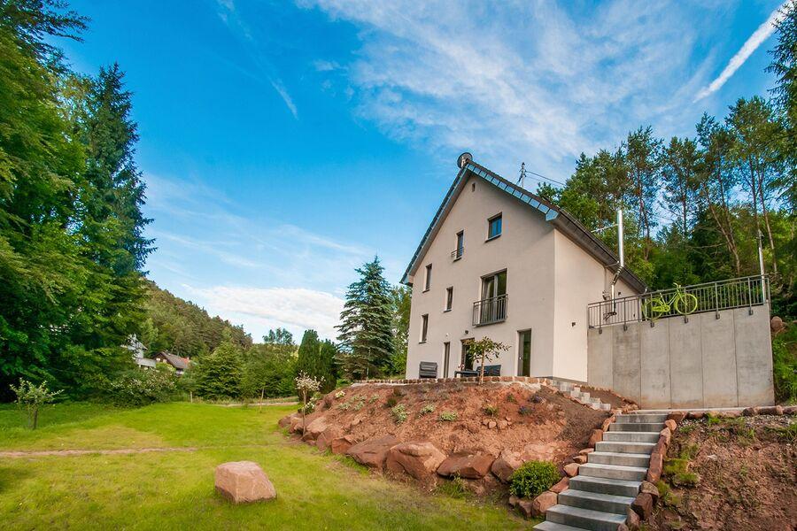 Luxus Ferienhaus im Pfälzer Wald