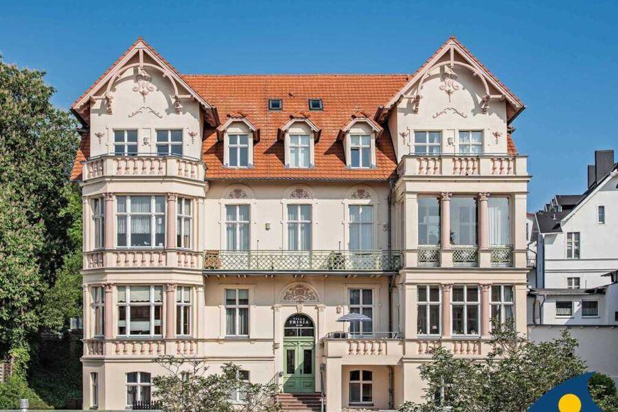 Villa Frisia Außenansicht