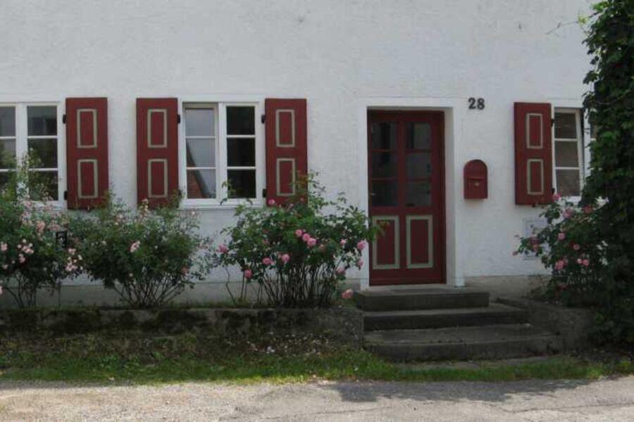 Altes, renoviertes Bauernhaus