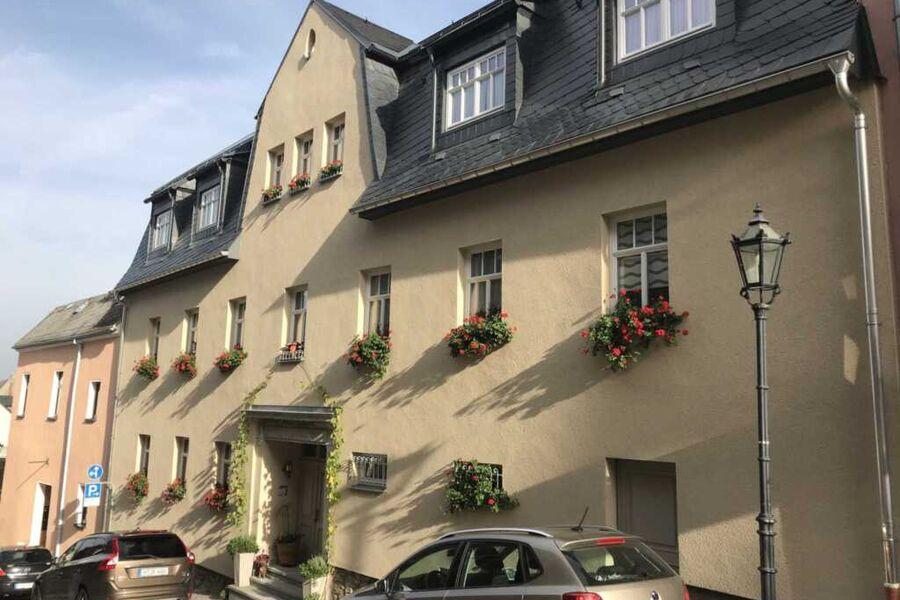 K5-Suites Eingangsportal Kupferstraße 5