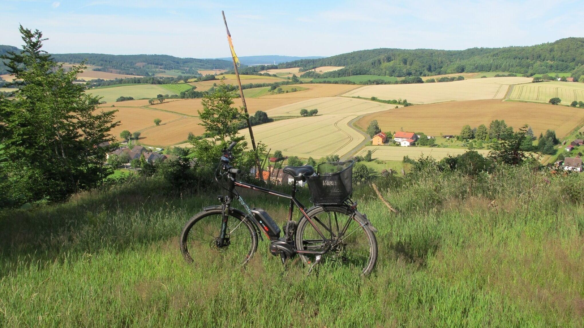 Wassertretanlage an der Köhlerhütte