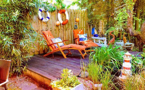 Ferienwohnung im Garten Eden