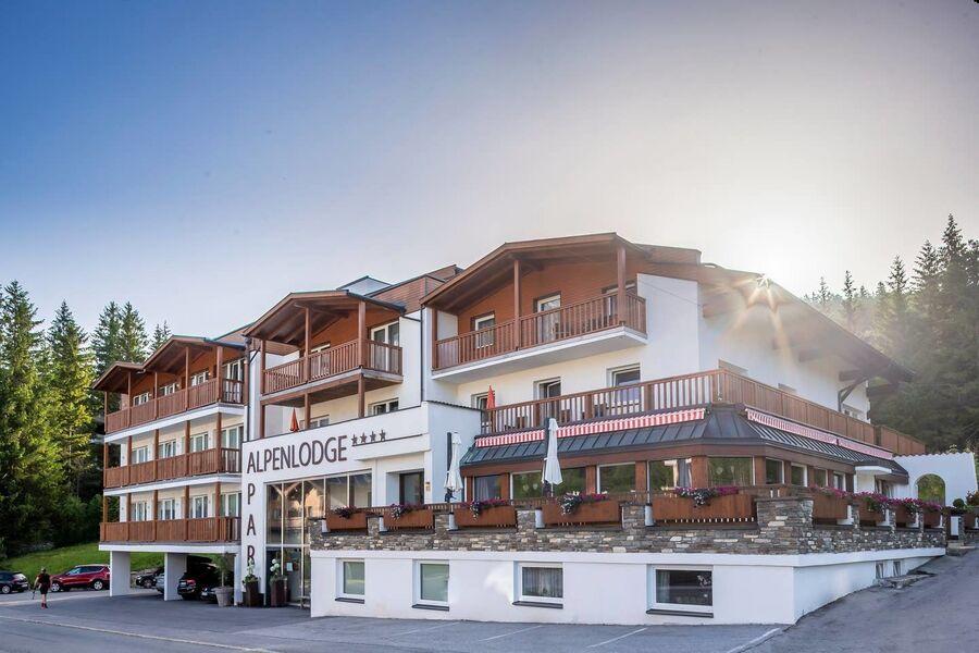 Aparthotel Alpenlodge Ausenseite
