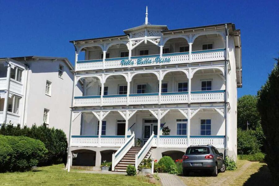 Seeblickvilla  Bella Vista mit 2- und 3- Zi Komfor