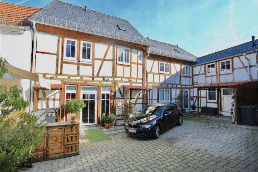 Fachwerkwohnung im Herzen von Braunfels