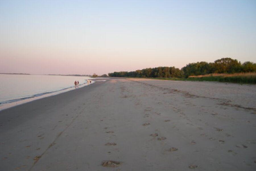 Sand- und Badestrand