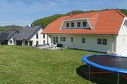 Gartenansicht mit privat Terrasse