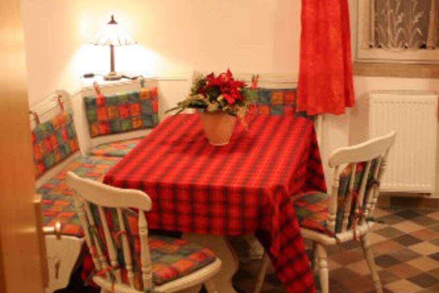 gemütliche Sitzecke kleine Wohnung