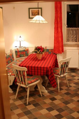 Ferienwohnungen Karlsruhe - kleine Wohnung