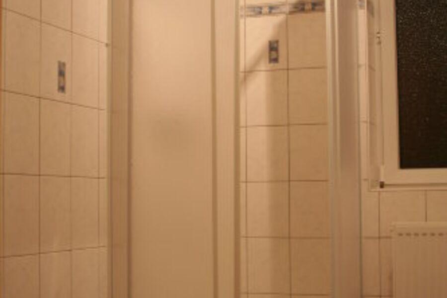 Dusche große Wohnung