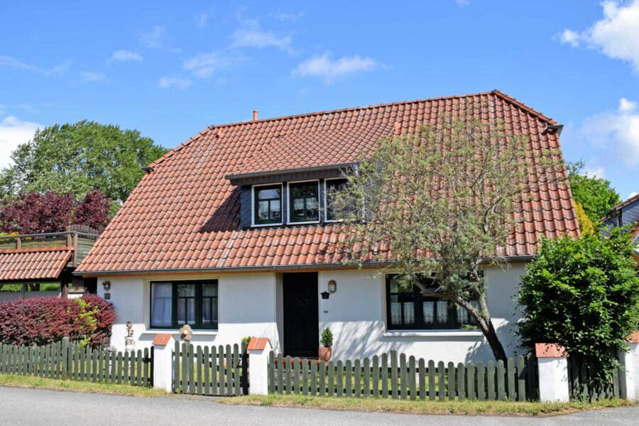Rügener Ferienwohnungen in Beuchow
