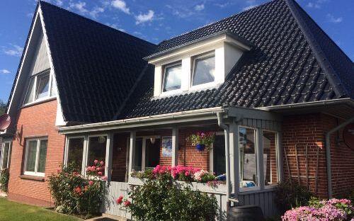 Haus Jessen - Ferienwohnung Kiebitz