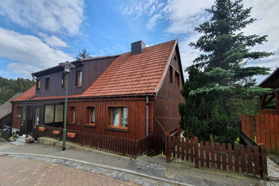 Ferienhaus Fritz (rechte Doppelhaushälfte)