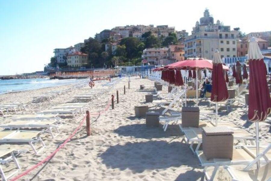 Der Hafen von Imperia (5 km)