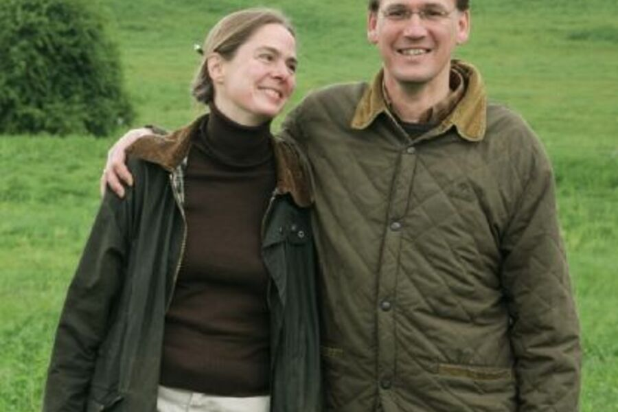 Anna und Franz-Christoph Michel