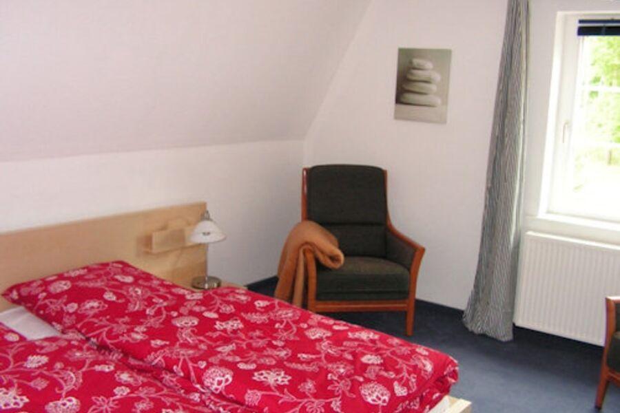 Elternschlafzimmer in der FeWo
