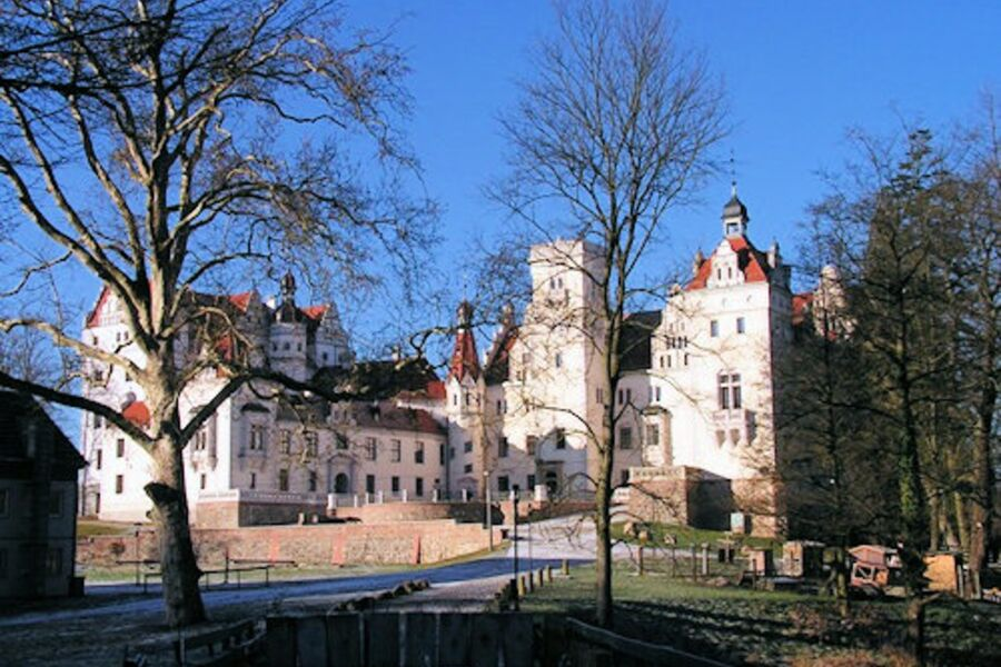 Schloss Boitzenburg als Ausflugsziel