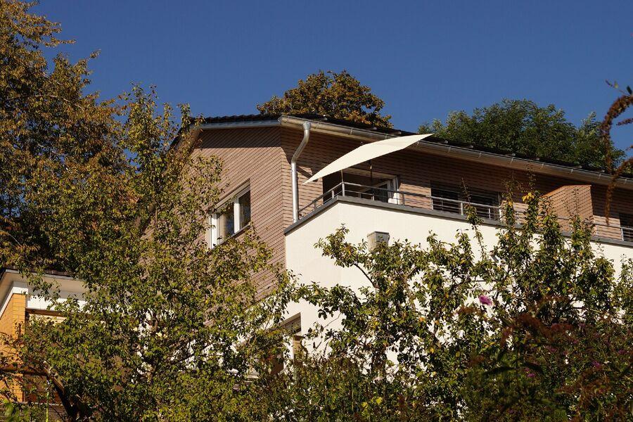 Über den Dächern von Weingarten