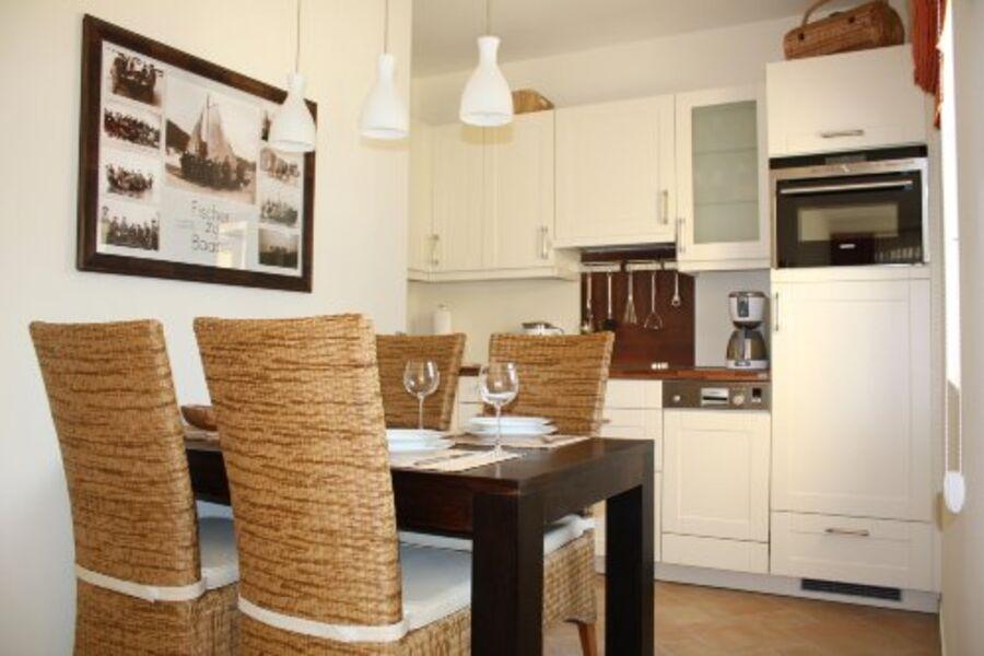 Alno - Küche mit Essplatz