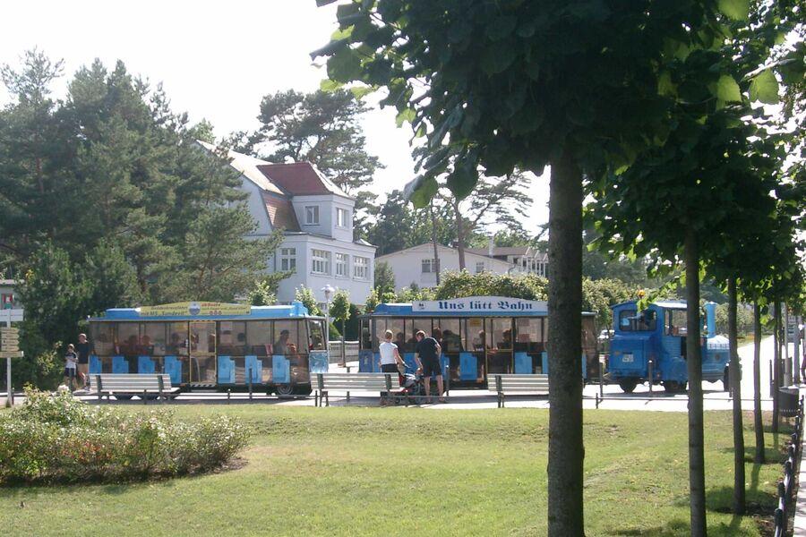 Baabe - Strandstraße