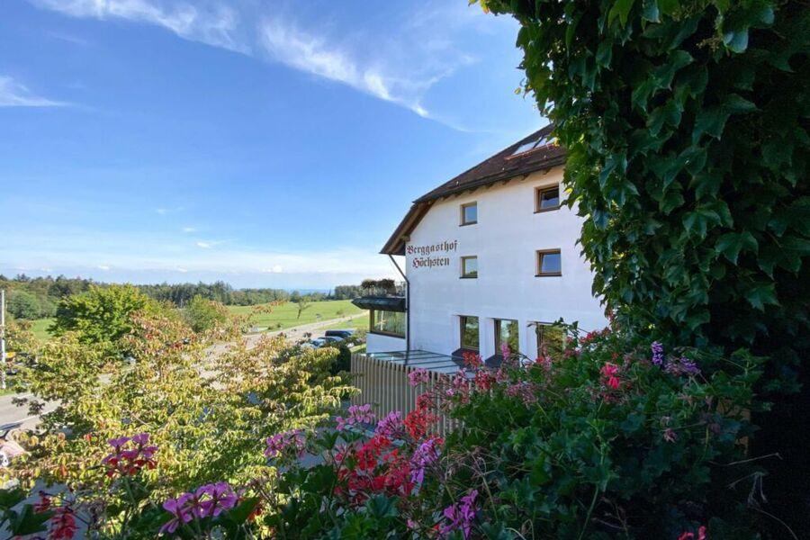 Kräutergarten mit Kräuterführungen