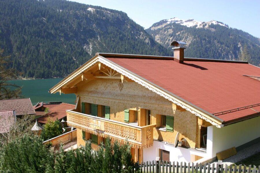 Romantikferienhaus am Brändle mit Blick zum See
