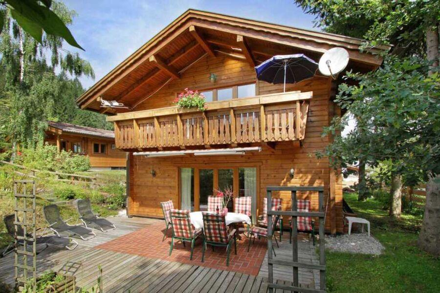 Ferienhäuser im Hotelgarten - Familienurlaub in de