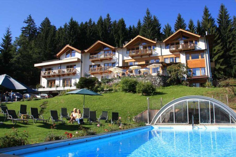 großes Ferienhaus im Hotelgarten - Familienurlaub