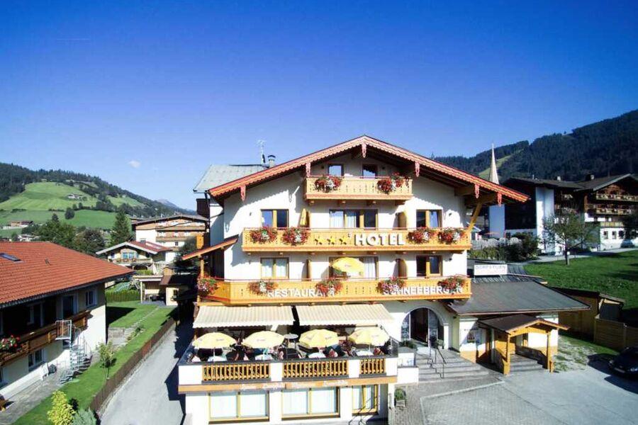 Vorgelperspektive Hotel Schneeberger