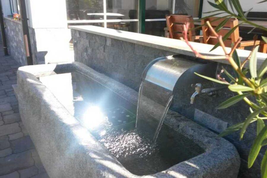 Unser Trinkwasserbrunnen