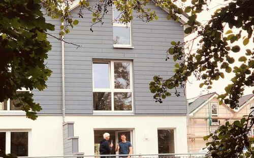 Haus Nr. 36, Ferienhaus Deichgraf