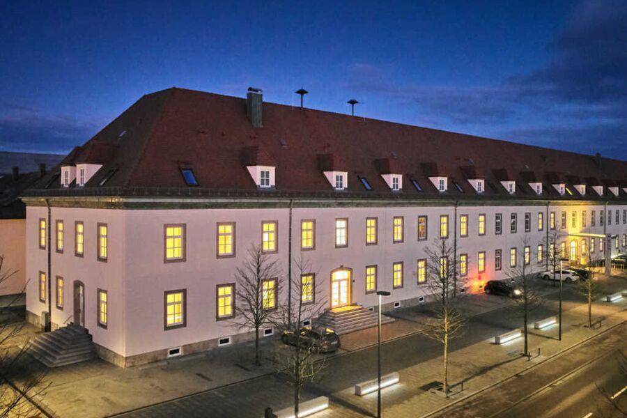 Außenansicht Apartment:house Klosterbau