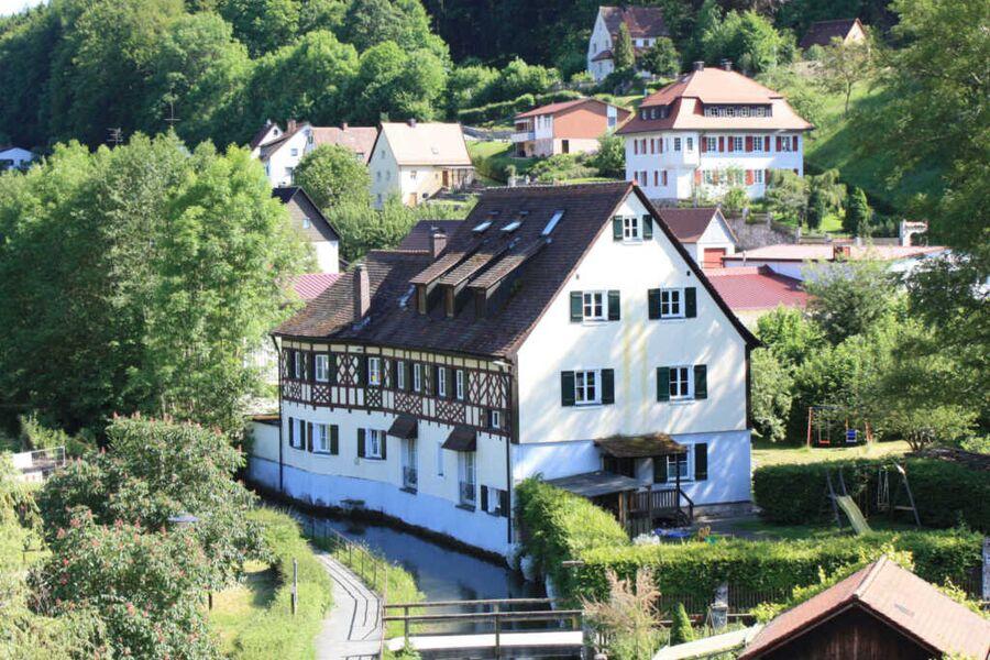 Garten Neumeyerhaus