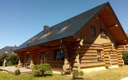 Naturstammhaus Rudolph
