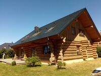Naturstammhaus Rudolph in Börgerende - kleines Detailbild