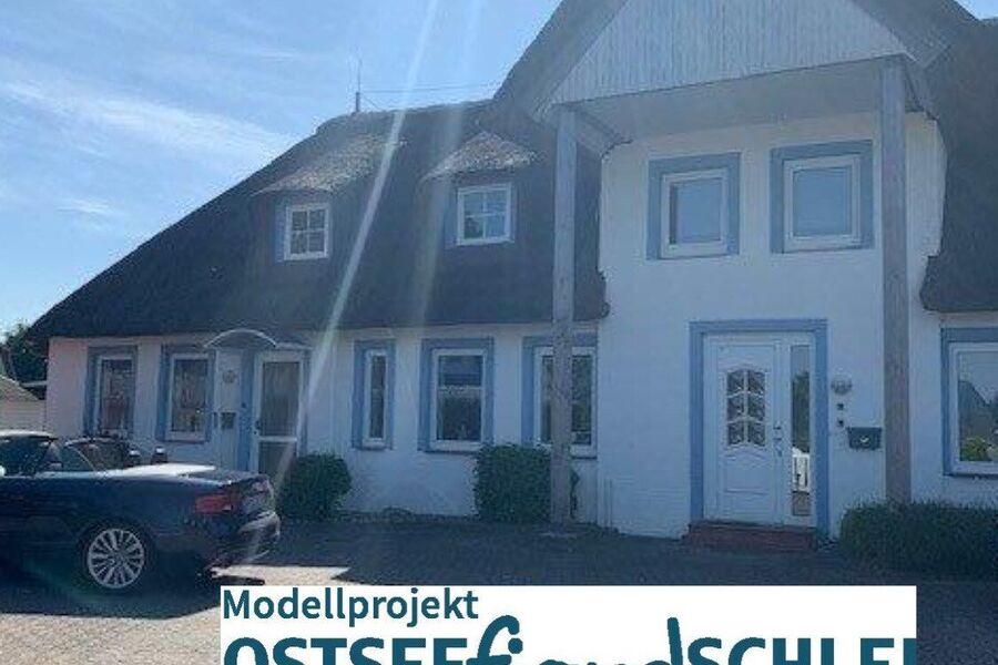Reetdachhaus in Winnemark