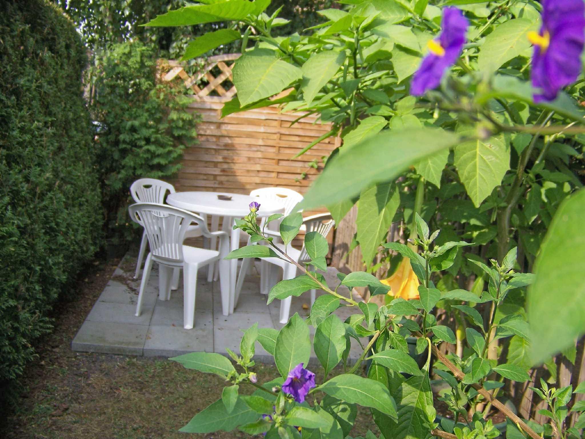 Gartenterasse