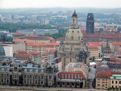 Altstadt mit Frauenkirche
