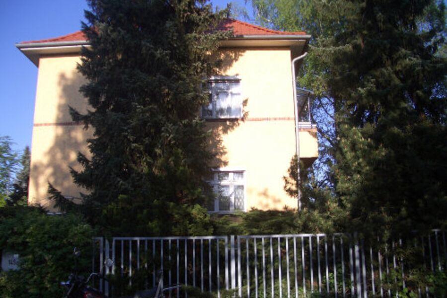 Das Haus von außen