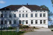 Außenansicht Herrenhaus Blengow