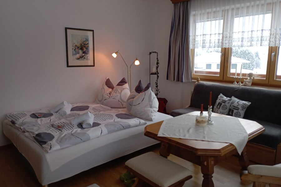 ferienwohnung lienbacher in abtenau salzburg On wohnzimmer mit schlafzimmer